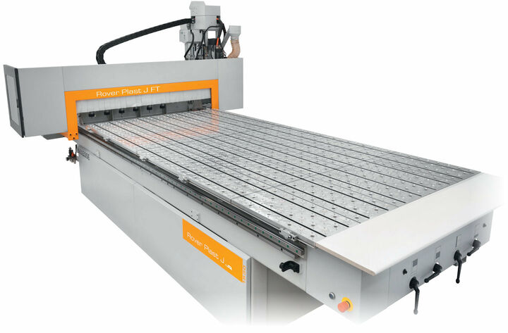 A photo of selected cnc nesting machines