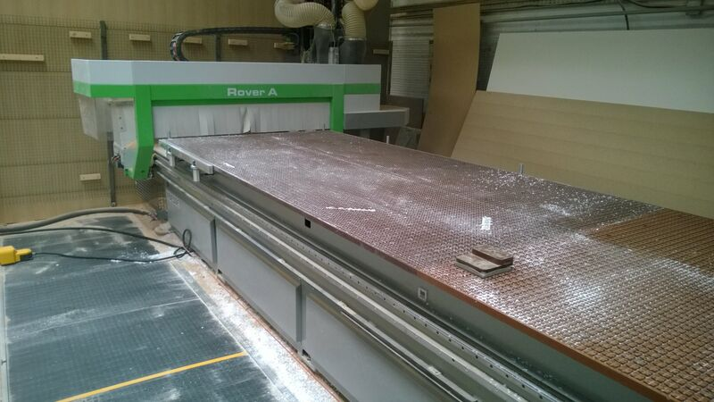 Used Biesse Rover A 1564 GFT