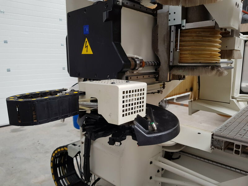 Used SCM Record 125S CNC Router