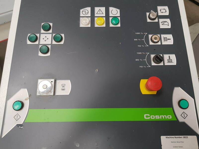 Used Biesse Cosmo Press