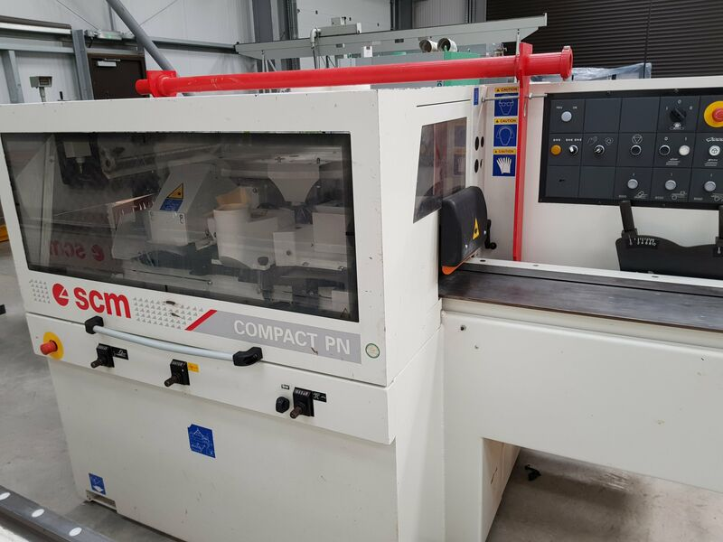 Used SCM Compact PN