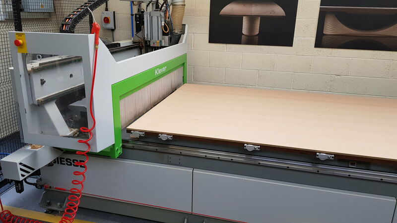 Used Biesse Klever 1530 FT