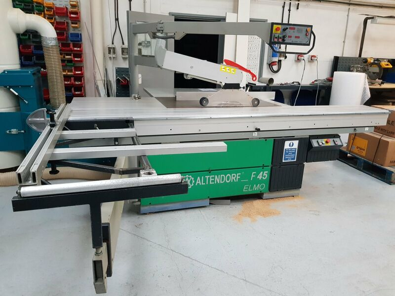 Used Altendorf F45 Elmo