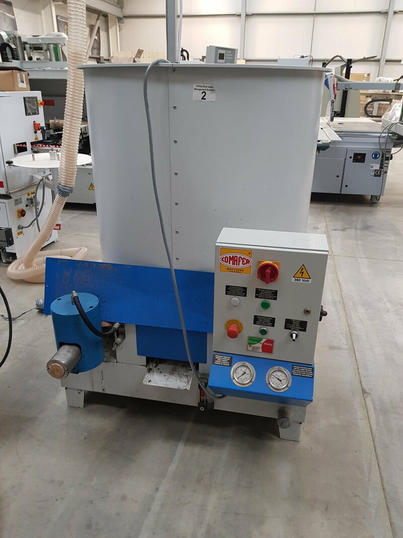 Used Comafer Dinamic 70 N Briquetting Machine