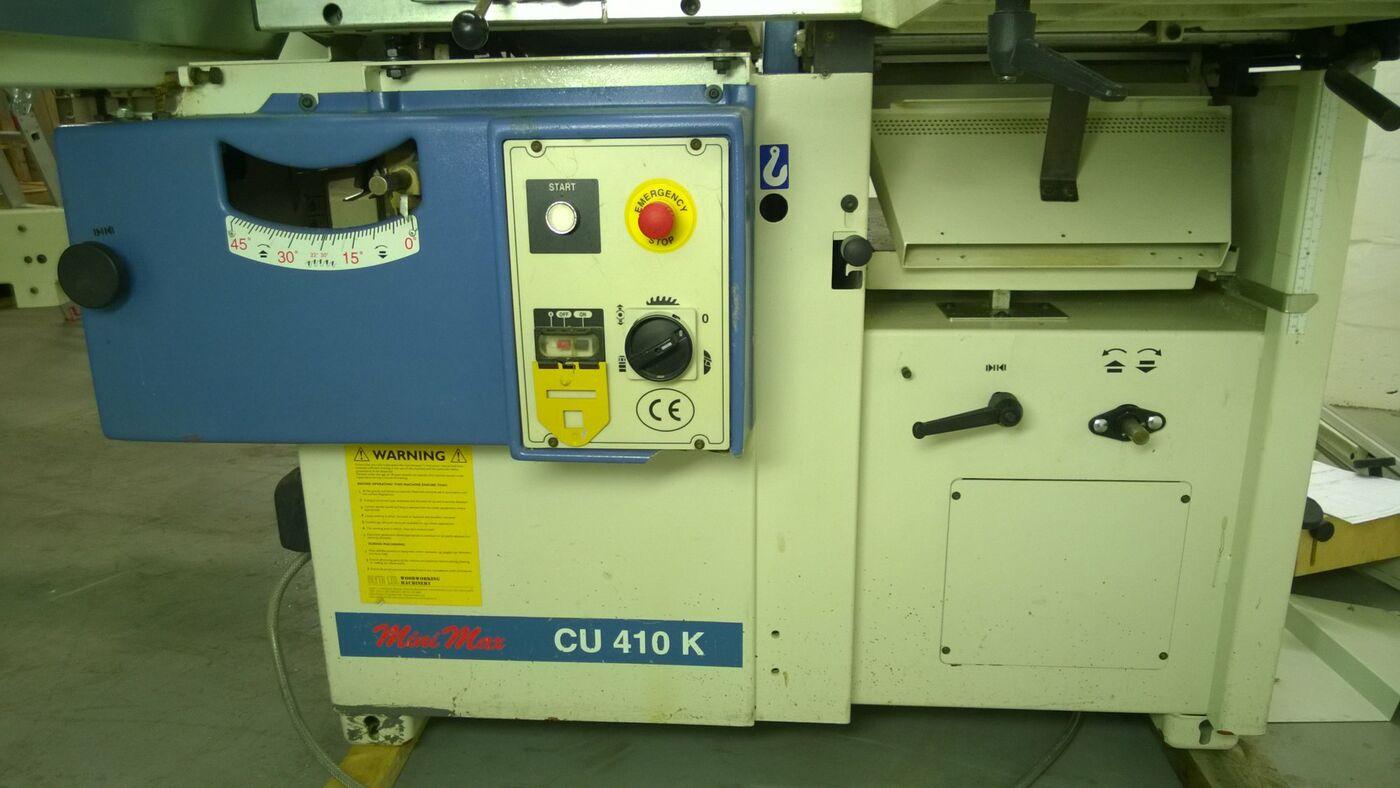 Used SCM Mini Max CU/410K