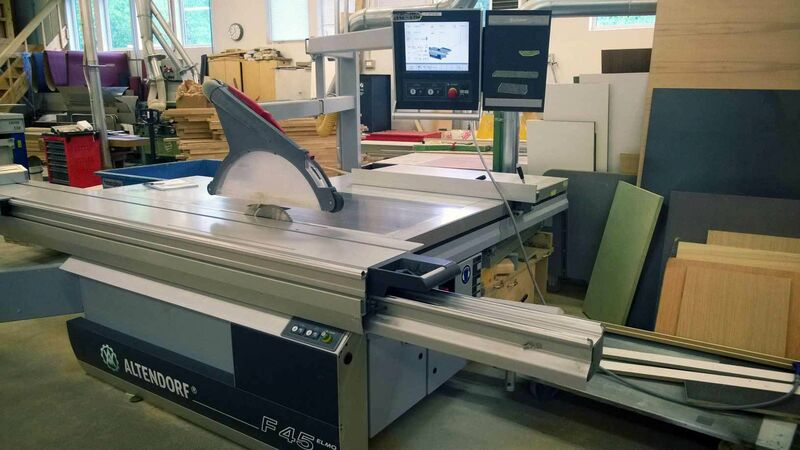 Used Altendorf Elmo 4