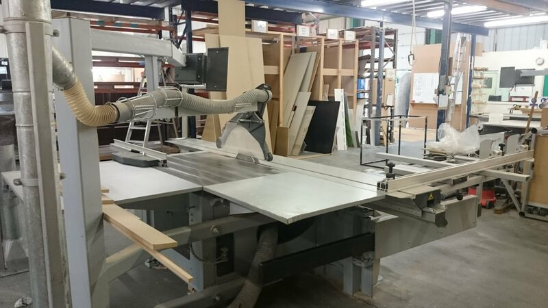 Used Altendorf F45