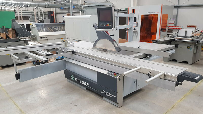 Used Altendorf F45 Elmo 4