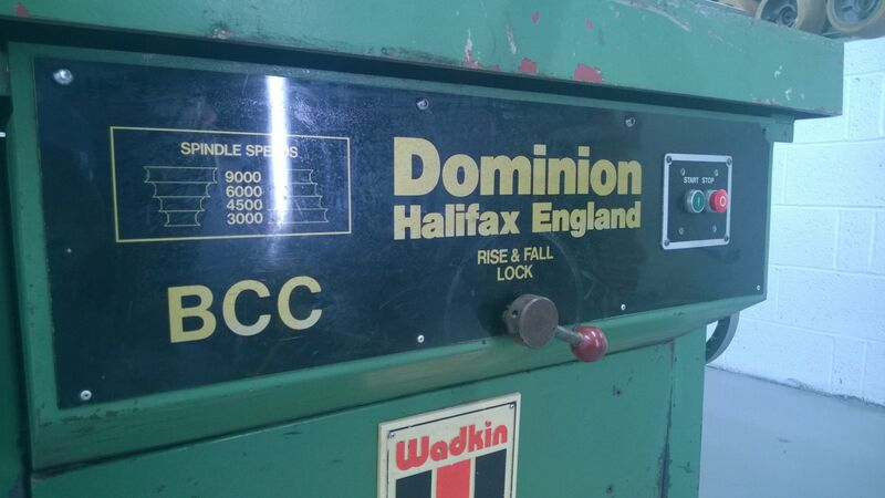 Used Dominion BCC