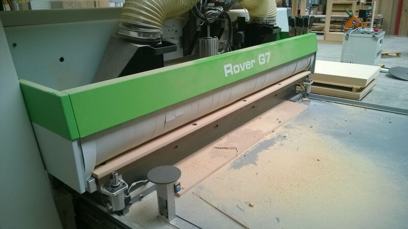 Used Biesse Rover G7 1.4