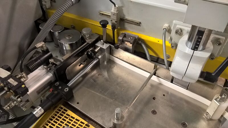 Used Cehisa Model 303 Edgebander