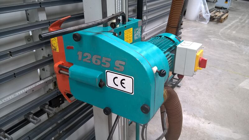 Used Holzher 1265