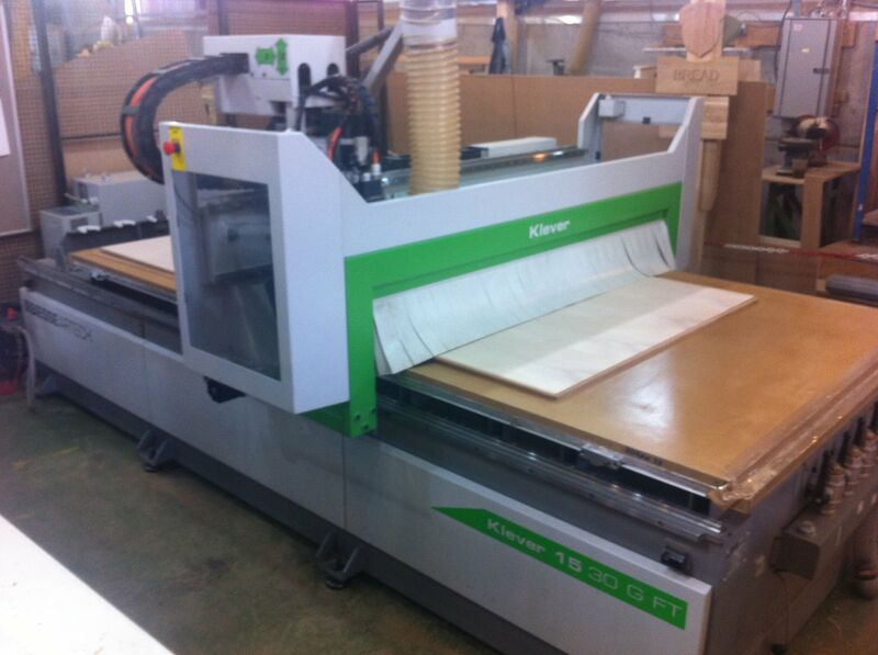 Used Biesse Klever 1530 G FT