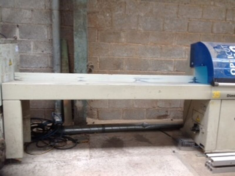 Used Weinig Dimter Automatic Cross Cut