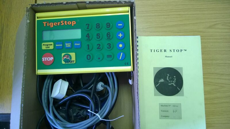 Used TigerStop 6.8m