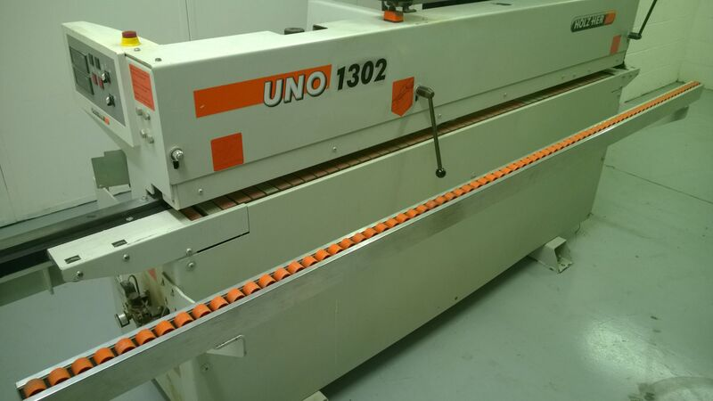 Used Holzher UNO 1302