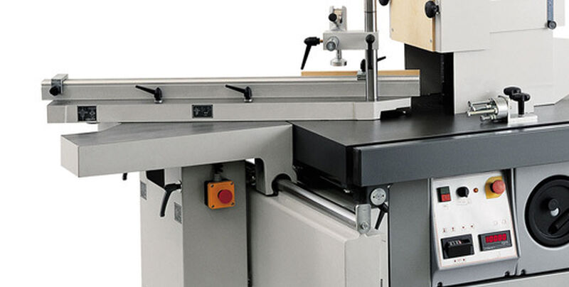 Casolin F90-TL spindle moulder fixed shaft
