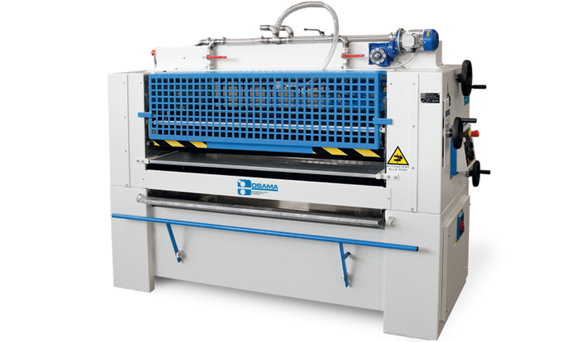Osama S4R 1600 Automatic 4 Roller Gluer with 1 Motor