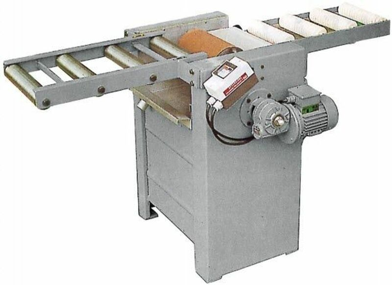 Italpresse Single Roller Glue Spreader for Solid Wood mod. Velox/250