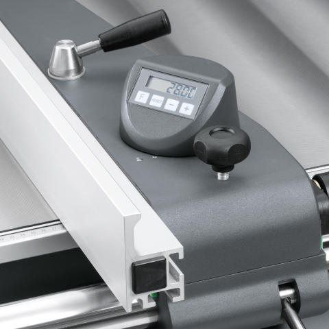 Altendorf F45 Rip Fence with DIGIT X