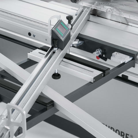 Altendorf F45 Crosscut-Mitre Fence with DIGIT L