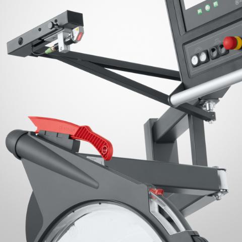 Altendorf F45 Laser Cutting Line Marker