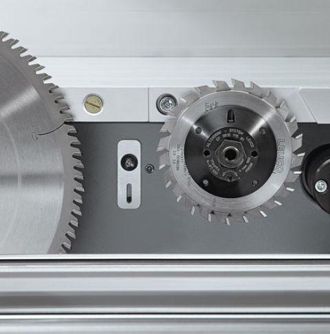 Altendorf WA8 Scoring Unit with Motorised Adjustment