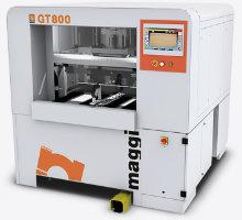 A Maggi GT800 CNC boring machine
