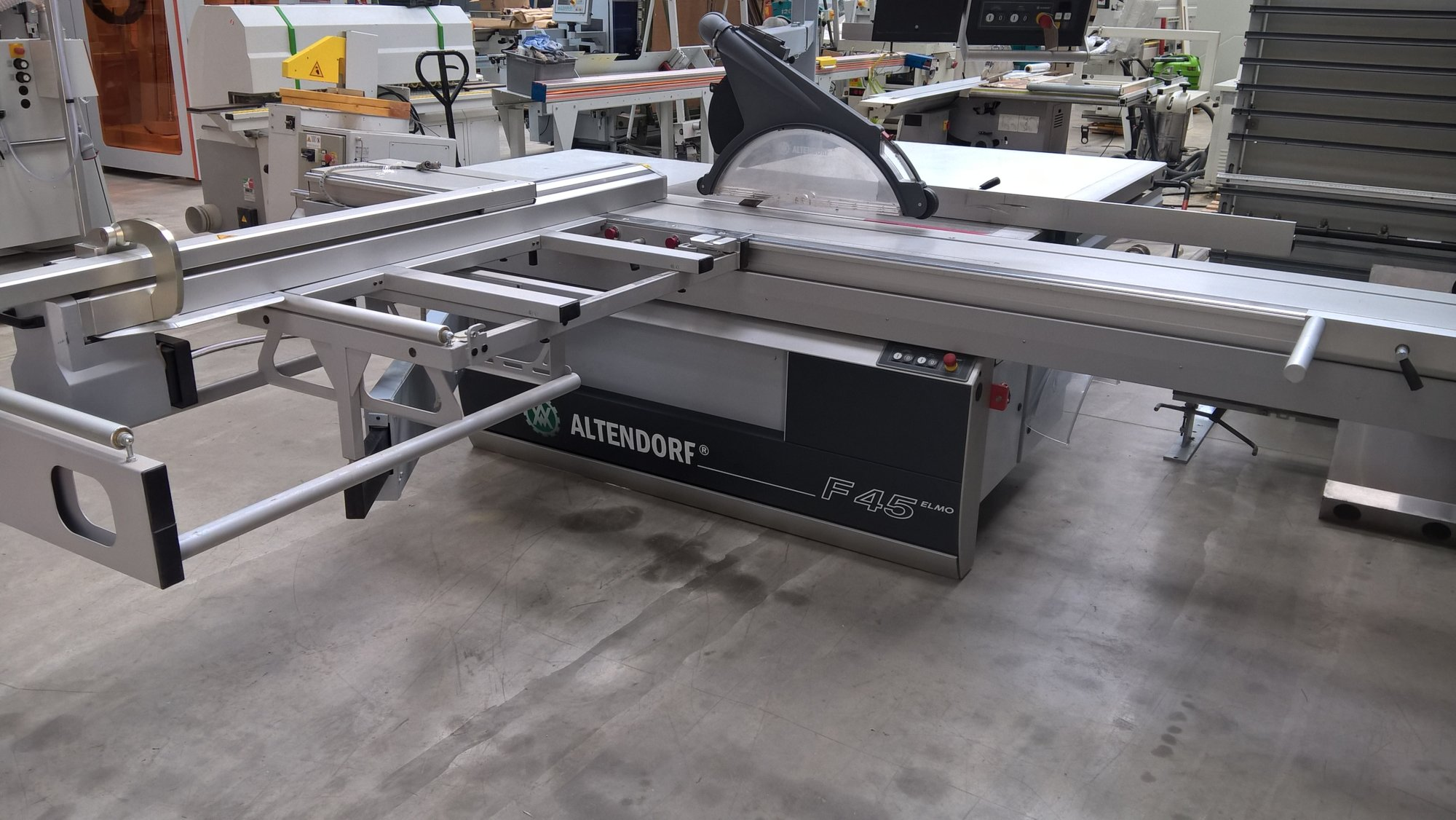 Altendorf Elmo 4 2012